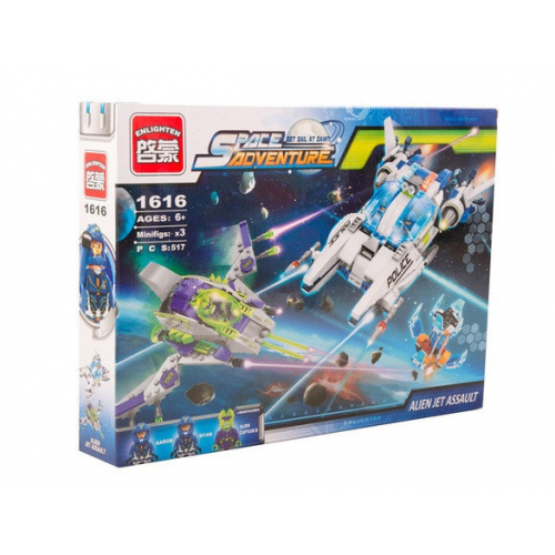 BRICK 1616 ENLIGHTEN КОНСТРУКТОР 6+