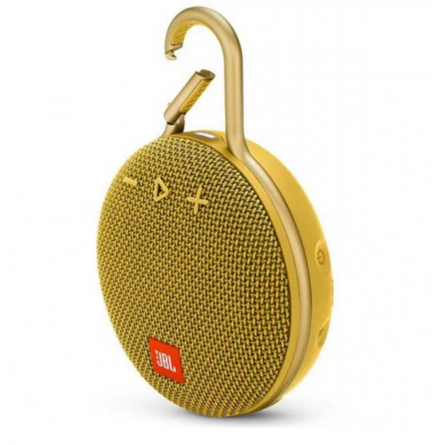 Колонка JBL Clip 3 Yellow JBLCLIP3YEL Bluetooth 4.1!