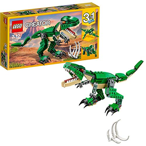 LEGO Creator 3in1 - Dinosaurier (31058) 122PCS!