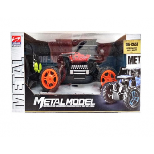 METALL MODEL HD3877 ДЖИП НА Р/У