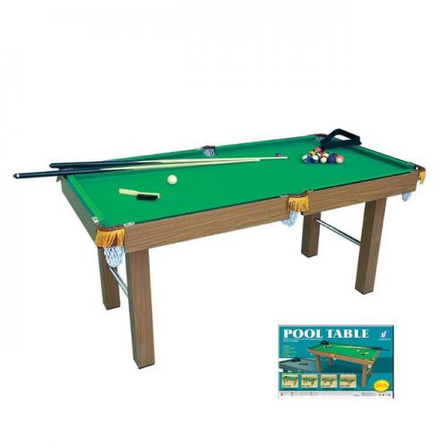 POOL TABLE 1028 БИЛЬЯРД 126X65X57СМ!