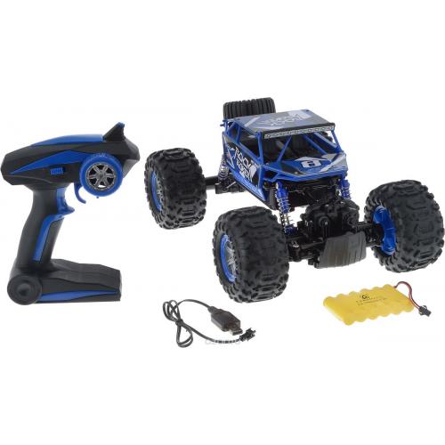Пламенный мотор Краулер-Амфибия ПМ-004 4WD Blue 870231