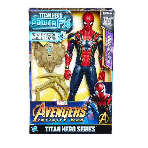 Hasbro Avengers Человек-паук Пауэр Пэк E0608121