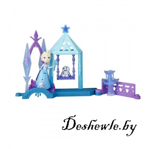 Hasbro Disney Princess Холодное сердце Домик E0096