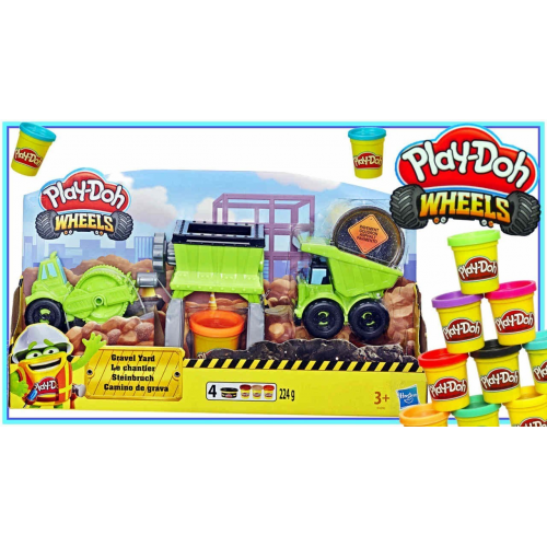 Hasbro Play-Doh Веселая Стройка E4293EU4