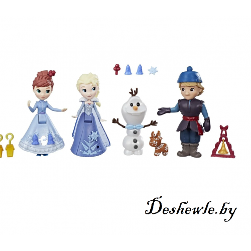 Hasbro Disney Princess Холодное сердце Игровой набор Герои фильма C1921