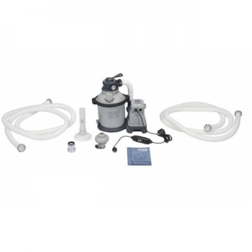 Песочный фильтрующий насос Intex 4500 л/ч 26644