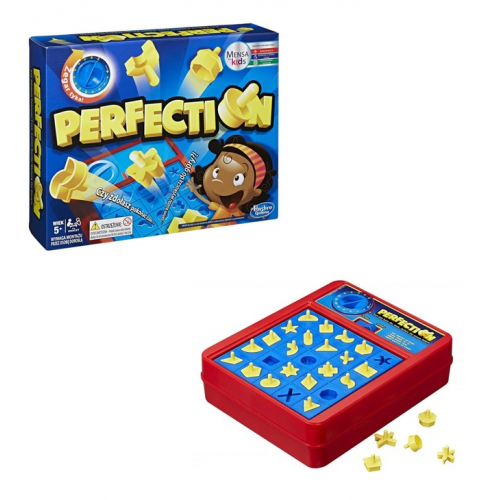 HASBRO GAMES PERFECTION C0432