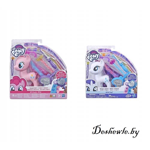Hasbro My Little Pony с прическами E3489