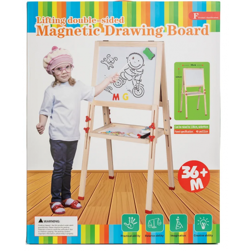 MAGNETIC DRAWING BOARD ДОСКА VT19-20284 108X44СМ!