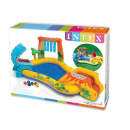 INTEX (ИНТЕКС) 57444 DINOSAUR PLAY CENTER 241х191х109CM!