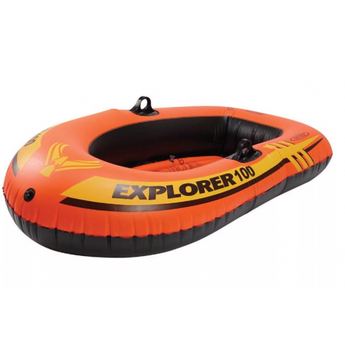 ЛОДКА Intex Explorer 100 58329 147х84х36см!