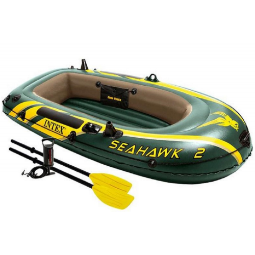 ЛОДКА Intex Seahawk 2 68347 236 х 114 х 41 см!