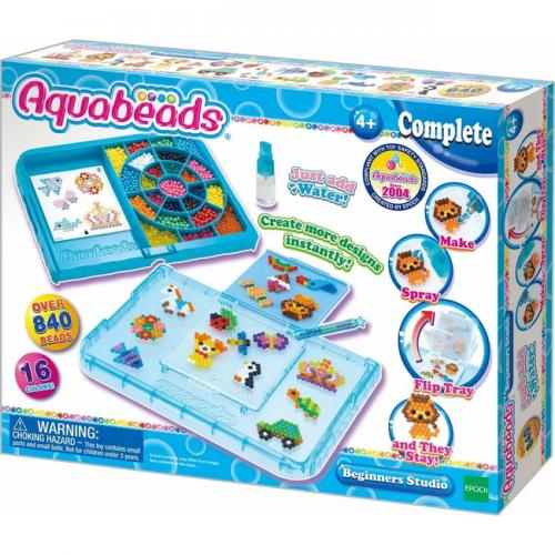 Aquabeads Студия новичка 31140