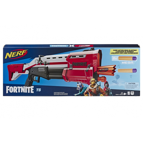Hasbro Nerf Fortnite Дробовик E7065
