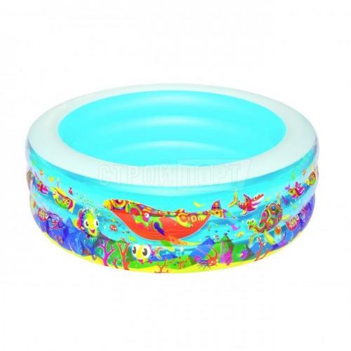 BestWay Детский бассейн Подводный мир 51121B 152х51!