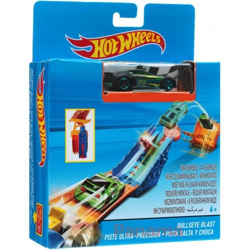 Автотрек Mattel Hot Wheels Карманные трассы CKJ08