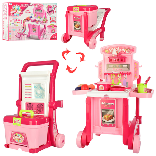 LITTLE CHEF KITCHEN КУХНЯ 008-927 42,5 x 59,7 x 47 см!