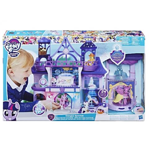 Hasbro My Little Pony Пони Школа дружбы E1930