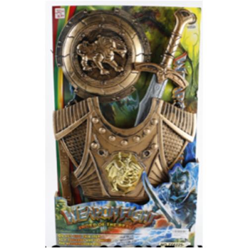 Игровой набор доспехов рыцаря ZF6225-12