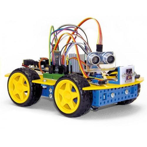Конструктор Смайл Robot Bin Classic RBTN001