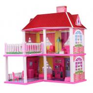 ДОМ MY LOVELY VILLA 6980 для кукол 16 см с мебелью в коробке ХИТ!