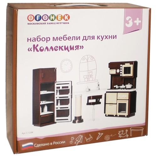 Огонек Набор мебели С-1298