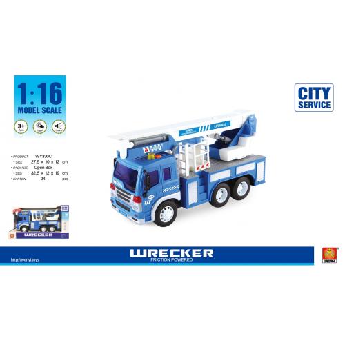 CITY SERVICE МАШИНА WY330C 27.5x10x14 см !