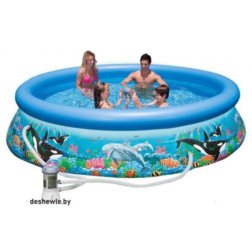 Бассейн детский Intex 54906 76 x 366 см