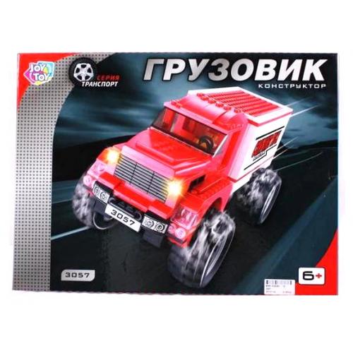 Joy Toy Конструктор Грузовик 3057 320 деталей