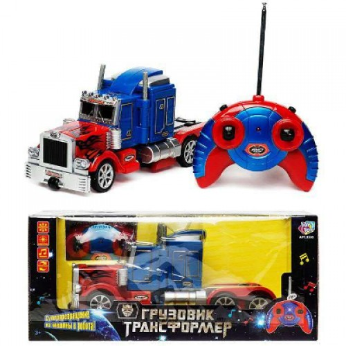 Joy Toy Грузовик-трансформер Max Truck 9200