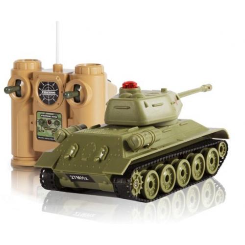 Mioshi Army Танковый Бой Легендарная 34-ка MAR1207-025