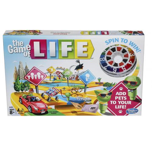 Hasbro Игра в жизнь E4304121