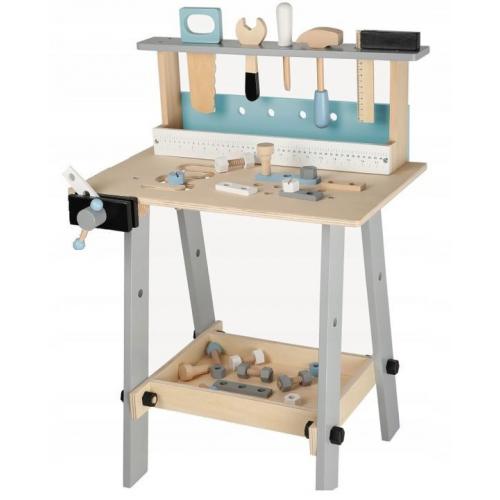 Игровой набор деревянный мастерская ECO TOYS (1172)