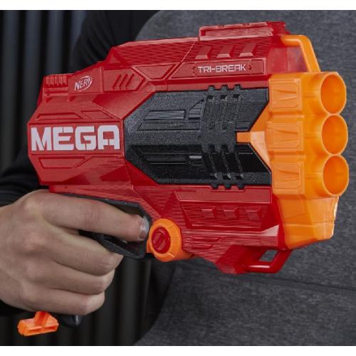 Hasbro NERF Мега Три-Брейк E0103