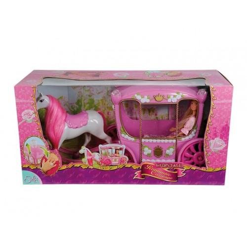 Кукла Simba Штеффи в сказочной карете 86419 / 5739125