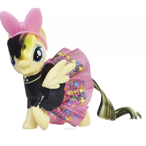 Hasbro My Little Pony Movie Пони в блестящих юбках E0186