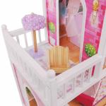 Домик из дерева игрушечный ECO TOYS California (4107WOG)