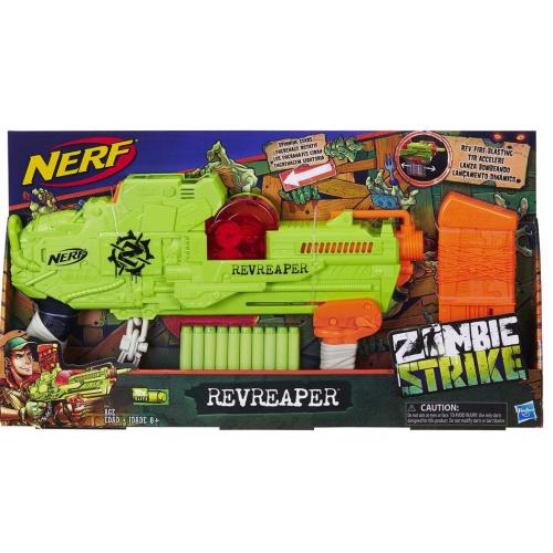 Hasbro NERF Зомби страйк Реврипер E0311