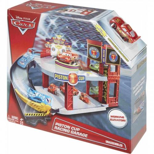 Mattel Cars Большой гараж DWB90
