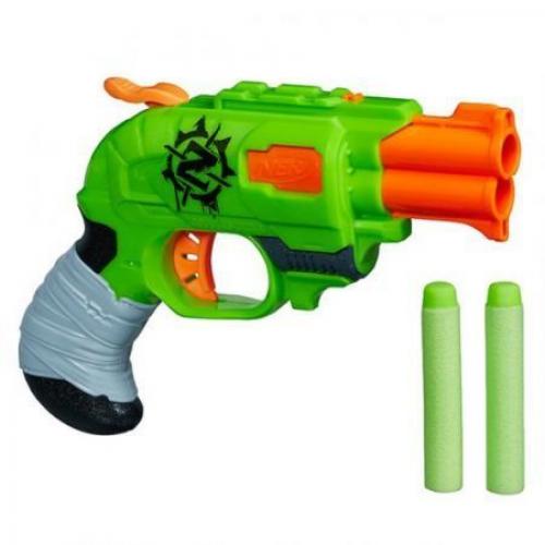 Hasbro NERF Зомби двойная атака A6562
