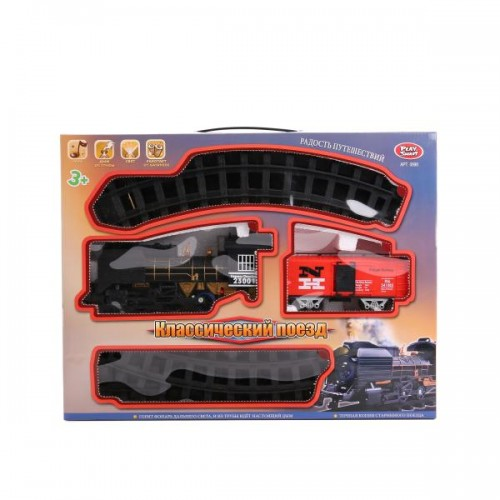 Железная дорога Play Smart 150cm S400-H06015