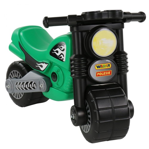 Каталка Полесье Мотоцикл Моторбайк Green 40480