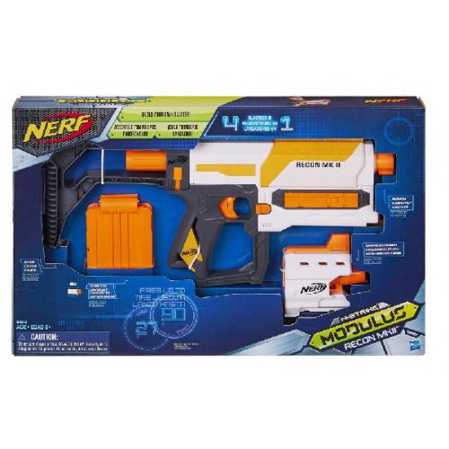 Hasbro Nerf Бластер Модулус Рекон B4616