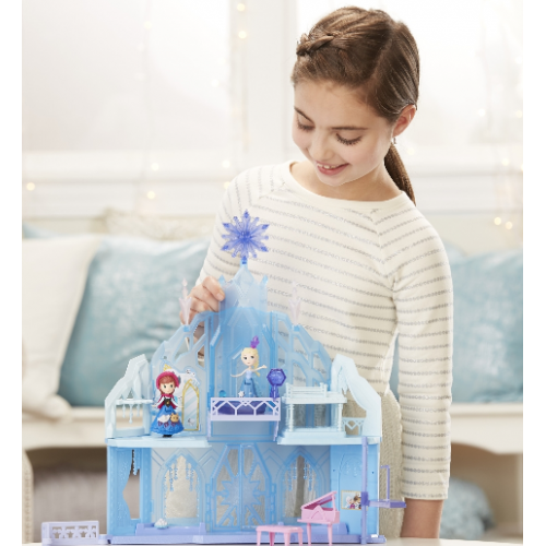 Hasbro Disney Princess Холодное сердце Дворец Эльзы E1755