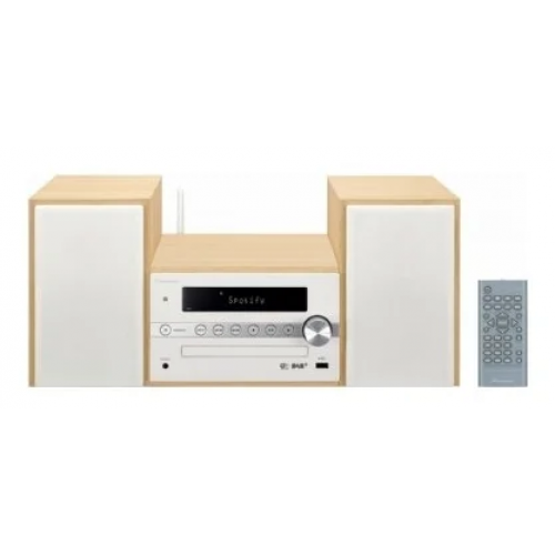 Музыкальный центр Pioneer X-CM66D-W