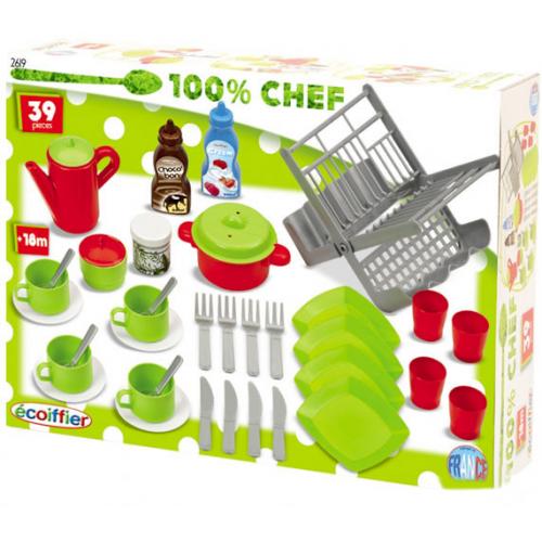 Игровой набор Chef 2619