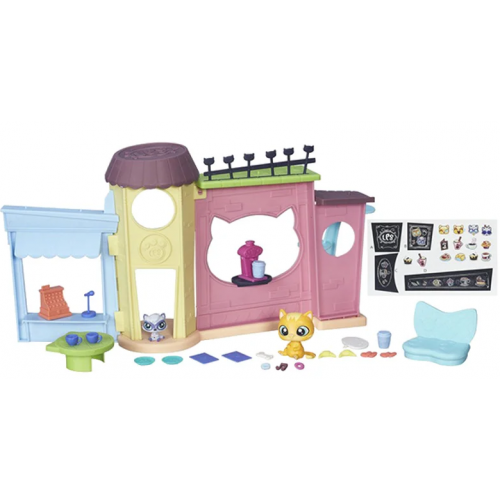 Hasbro Littlest Pets Shop - Кафе B5479