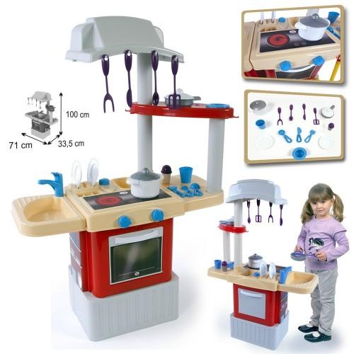 Полесье Infinity Basic №1 42279 кухня 710х335х1000 мм!