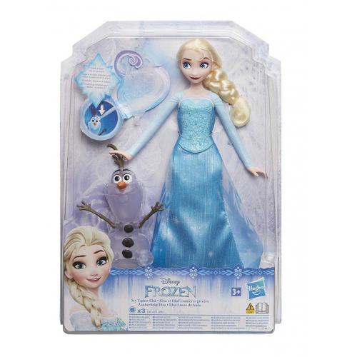 Hasbro Disney Princess Холодное сердце Кукла Эльза и волшебство E0085